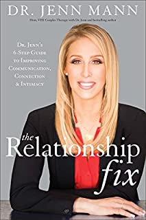 Book Cover: Dr. Jenn's Relationship Manual