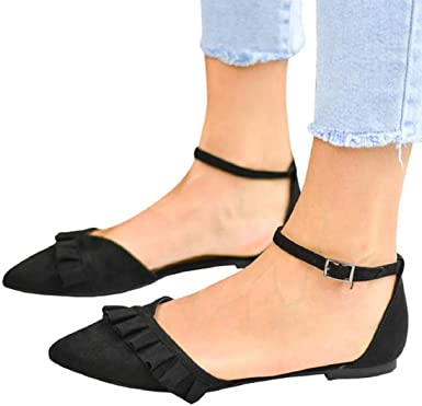 LowProfile Women's Casual Pointed Toe