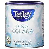 Tetley Tea Pina Colada Herbal Tea, 20-Count