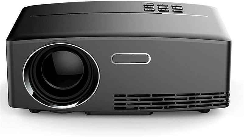 FSMJY Proyector, Video Proyector Portátil 1080P HD, Dispositivo De TV Compatible PS4 X-Box HDMI VGA TF AV USB Y Otros Dispositivos Externos, Cine En Casa Multimedia (Size : Normal): Amazon.es: Hogar