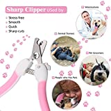 HelloPet Pet Nail Clippers Scissors Paw Grooming