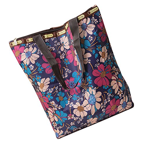 Beach Casual Shoulder Floral Handbag Bag S Printed Robemon Messenger Shopping Women Fashion Crossbody Satchel wq7Bw0H