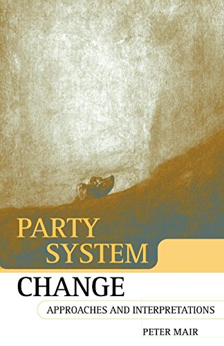Party System Change: Approaches and Interpretations