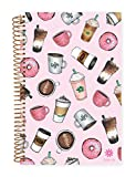 bloom daily planners 2018-2019 Academic Year Day Planner - Monthly and Weekly Datebook/Calendar Book - Inspirational Dated Agenda Organizer - (August 2018 - July 2019) - 6'' x 8.25'' - Coffee Lover