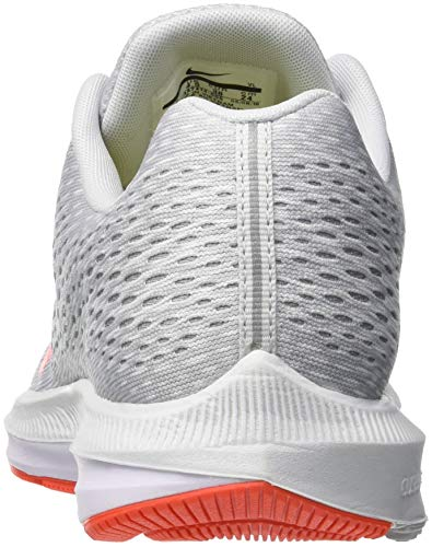 de Chaussures Bright Femme Running Crimson Nike Platinum Multicolore Winflo Zoom 001 5 Pure White wtwFIU