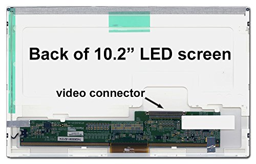 NEW ASUS EEE PC 1005HA MATTE WSVGA 1024x600 Laptop LED LCD Screen Replacement