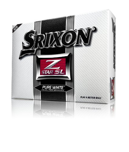 Srixon Z-Star SL Golf Ball