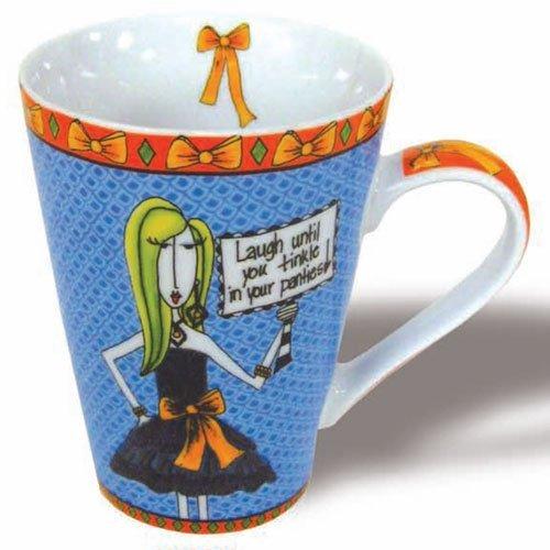 Pictura Dolly Mama Womens 12 Oz Gift Mug in Gift Box