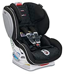 This No.1-rated convertible has a groundbreaking installation that leaves you with no doubt the seat is safely and correctly installed. 3 layers of side impact protection, a snug harness indicator, an impact-absorbing base and steel frame mak...