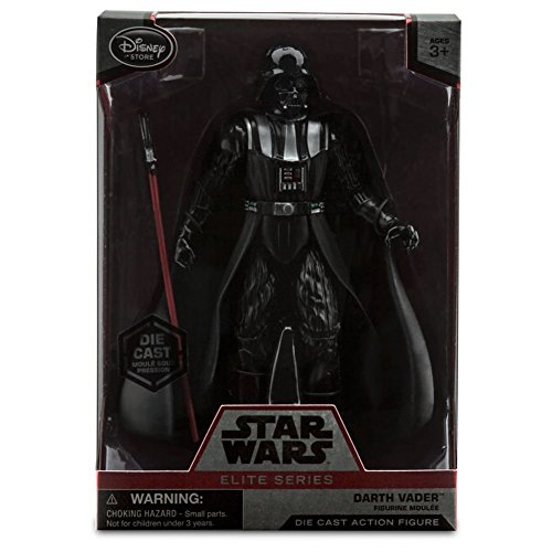 "Darth Vader Elite Series Die Cast Action Figure – 7"" – Star Wars"