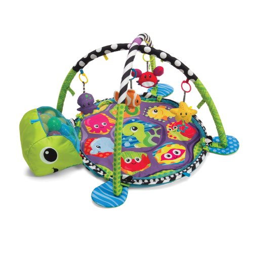 Infantino Grow-with-me Activity Gym and Ball Pit (Gym Activity Infant)