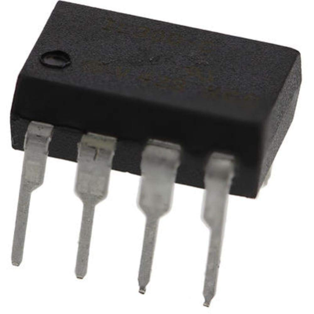 IL300 DC Input Photodiode Output Optocoupler; Through Hole; 8-Pin PDIP, Pack of 20 by Vishay (Image #1)
