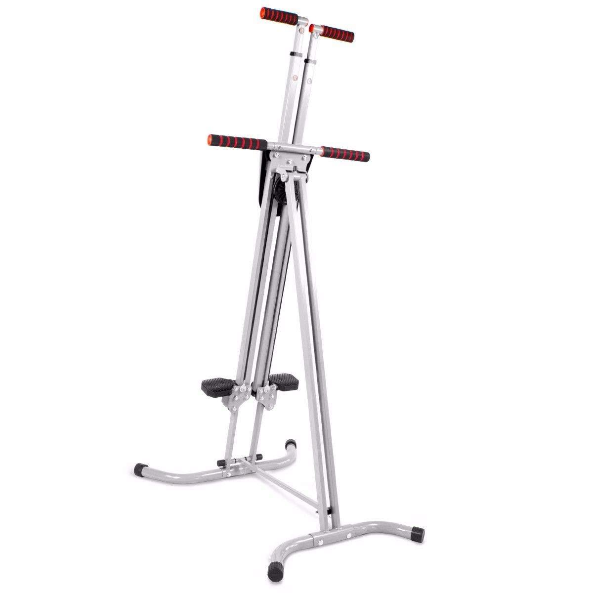XtremepowerUS Vertical Climber Fitness Cardio Exercise Machine by XtremepowerUS (Image #6)