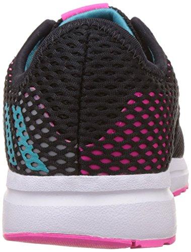 Adidas Durama 2 K, Scarpe da Ginnastica Unisex – Bambini, Nero (Negbas/Azuene/Rosimp), 36 EU