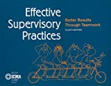 img - for Effective Supervisory Practices: Better Results Through Teamwork (Municipal Management Series) book / textbook / text book