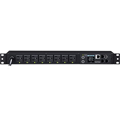 Review CyberPower PDU41001 Switched PDU,