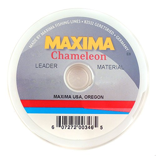 Cheap Maxima Chameleon Leader Spool – 25lb