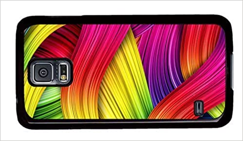 Amazon com: Hipster cassette Samsung Galaxy S5 Case abstract