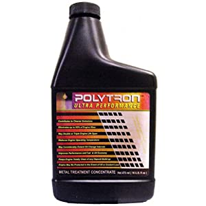 Polytron Metal Treatment Concentrate Oil Additive (MTC) 1/2 Qt (16oz/473ml) Bottle - Military Industrial Grade