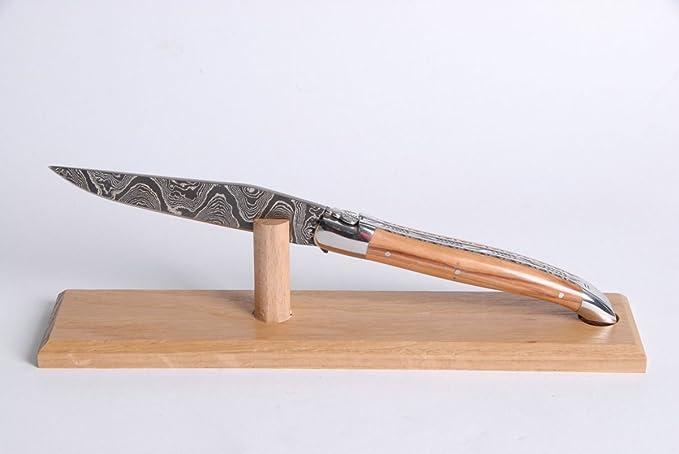 Claude Dozorme expositor Soporte de madera de roble para 1 ...