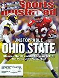Sports Illustrated December 2, 2002 Maurice Clarett/Ohio State Buckeyes, Michael Vick/Atlanta Falcons - Mr. Excitement, Annika Sorenstam, Indiana High School Basketball, Dirk Nowitzki/Dallas Mavericks