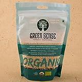 Organic Moong Dal Split Without Skin (Moong Mogar) 2 Pounds, USDA Organic, Non-GMO - Green Sense