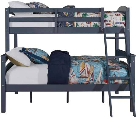 Better Homes and Gardens Leighton Twin-Over-Full Bunk Bed