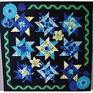 Image of Home and Kitchen Quilt, Lap Quilt, Wall hanging.