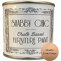 Metálico Burnt Orange/muebles pintura tizas para tacos