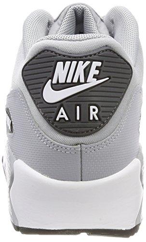 90 048 Wolf Femme Chaussures Grey de White Max NIKE Air Dark Blac Grey WMNS Gris Gymnastique q0xBztZw