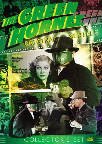 Green Hornet, The: 75th Anniversary Original Serials Collector's Set (Green Hornet Dvd)