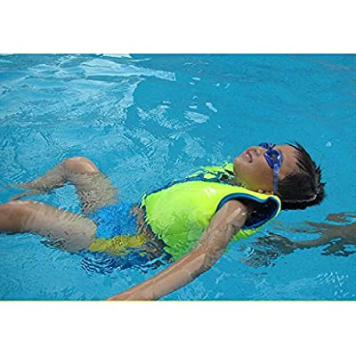 Vine Swim Vest Learn-to-Swim Floatation Jackets Training Vest for Kids (2-4 Years) : Baby