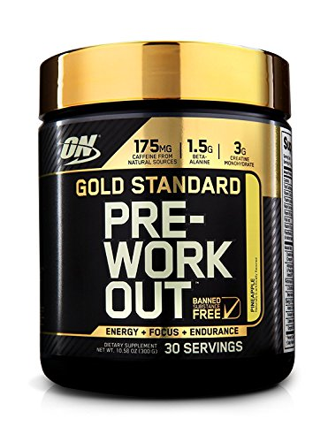 Optimum Nutrition Standard Workout Pineapple