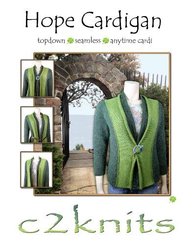 Single Cardigan (Hope Cardigan (Single Knitting Pattern))