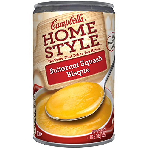 Campbell's Homestyle Soup, Butternut Squash Bisque, 18.8 Ounce