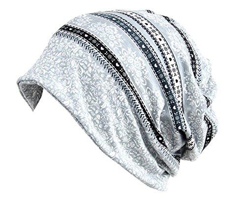Grey Casual Hats - 5