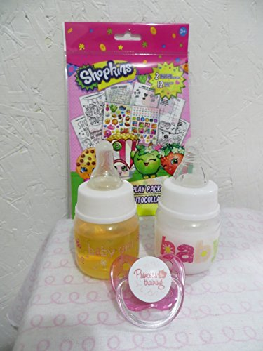 baby alive doll juice pack - 6