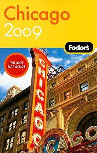 Fodor's Chicago 2009 (Travel Guide)