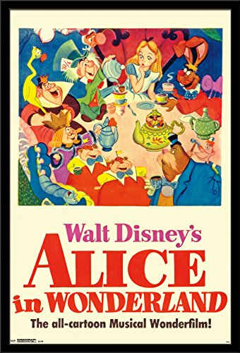 Trends International Wall Poster Alice in Wonderland One She