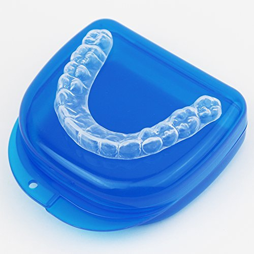 P & J Health Custom Mouth Guard for Teeth Grinding & Bruxism (Upper, Transparent) by P & J Health (Image #2)