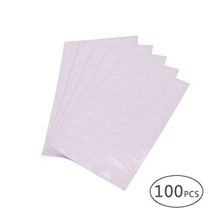 Planting Grafted False Eyelashes Patches Dedicated Ironing Eyelashes Pad Eco-friendly Isolated Pad Paper Sticker Eye Stickers Beauty Essentials