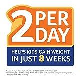 PediaSure Grow & Gain with Fiber Nutrition Shake For Kids, Vanilla, 8 fl oz (Pack of 6)