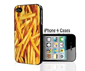 French Fries iPhone 4/4s case by supermalls