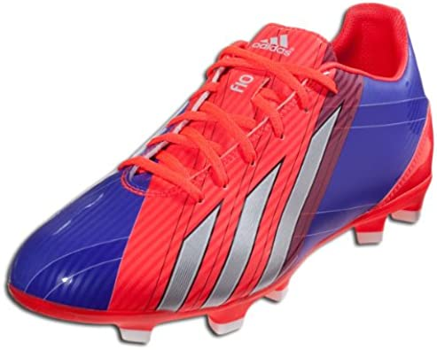 fusión interrumpir Alrededor  Amazon.com | adidas Messi F10 TRX FG (11.5) | Soccer