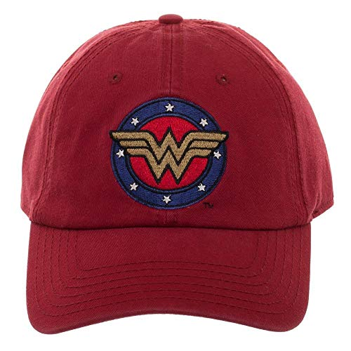 Wonder Woman Large Logo Dad Hat -
