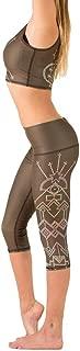 product image for teeki, Women's Capri, Seven Crowns Pattern
