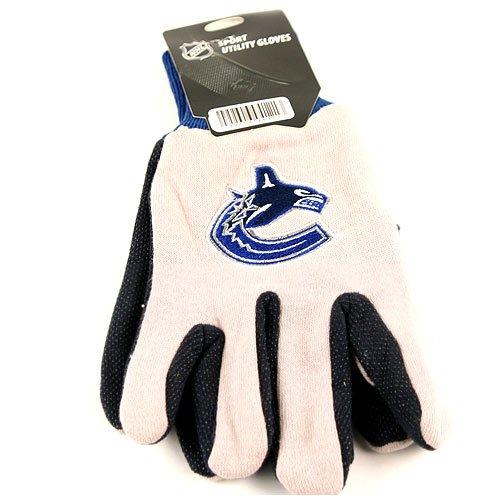 (McArthur Vancouver Canucks Utility Gloves)