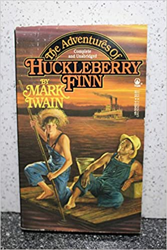 Book The Adventures of Huckleberry Finn