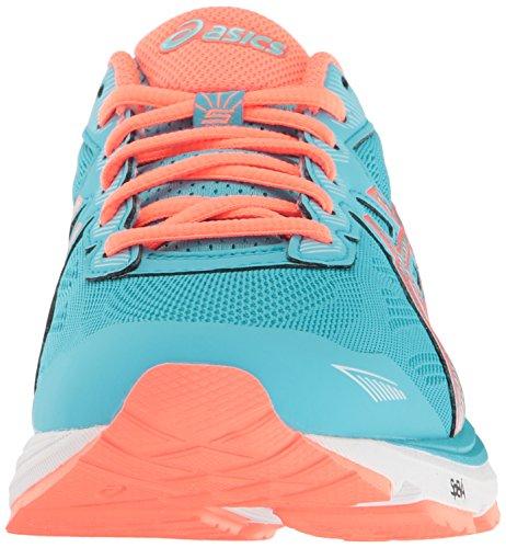 Womens Gt running Silver 1000 Flash ASICS Shoe Aquarium Coral 5 4ARUxOqdw