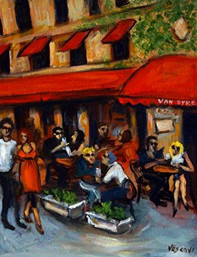 Van Dyke Cafe - Road South Lincoln Beach